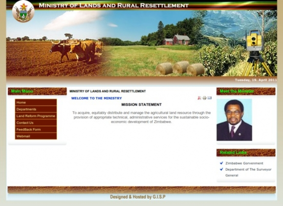 Ministry of Lands and Rural Resettlement