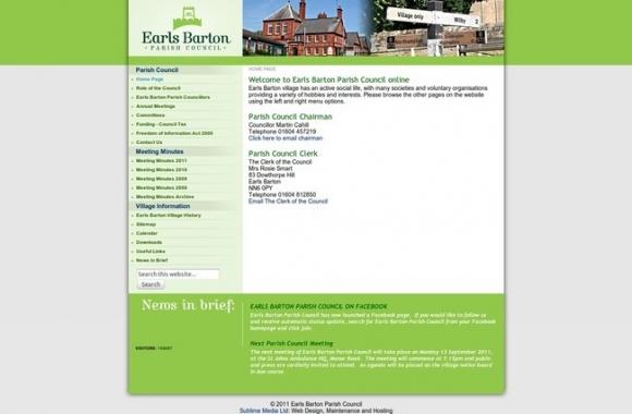 Earls Barton Parish Council