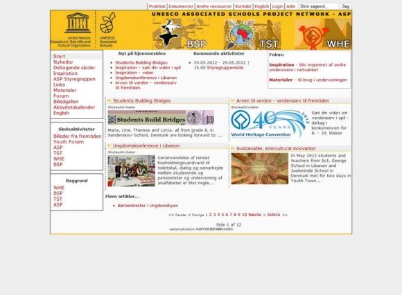 Unesco-Asp