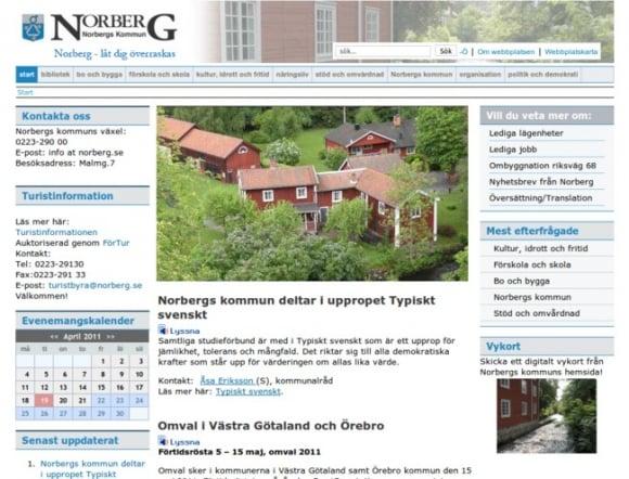 Norbergs kommun
