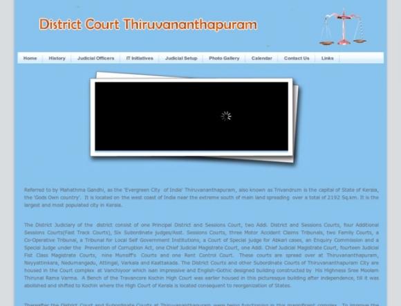 District Court Thiruvanathapuram Website