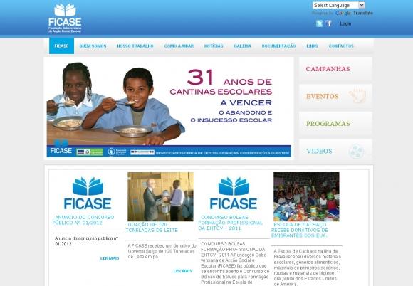 FICASE - Fundação Caboverdiana de Acção Social Escolar
