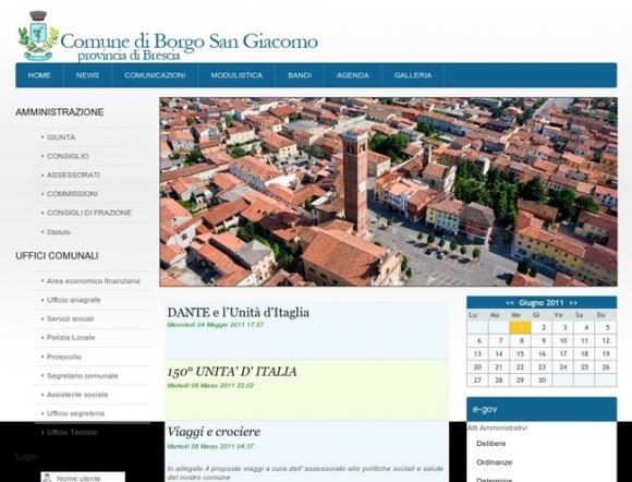 Comune di Borgo San Giacomo