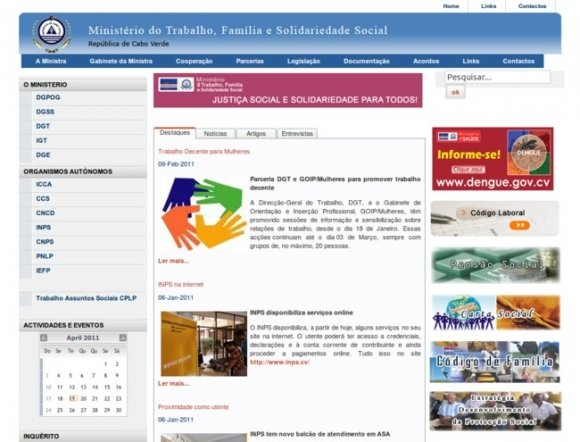 Ministry of Labour, Family and Social Solidarity