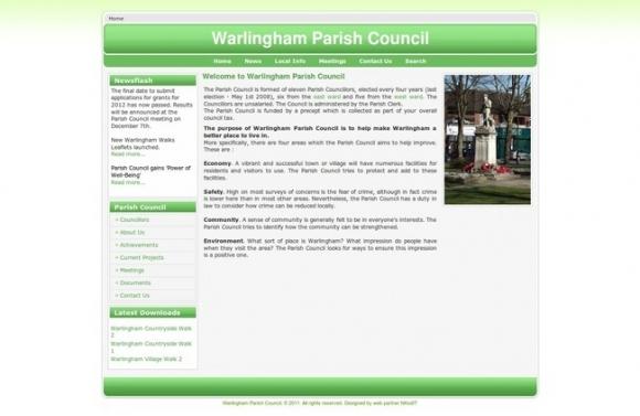 Warlingham Parish Council