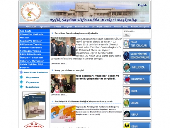 Refik Saydam Hygiene Center
