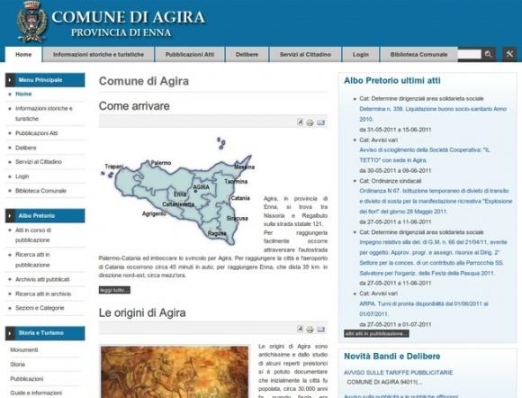 Comune di Agira