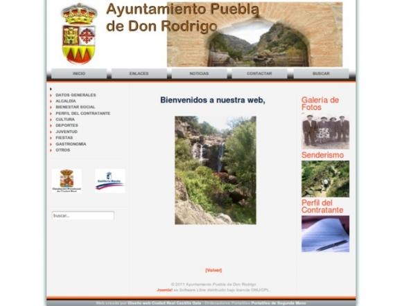 Ayuntamiento de Puebla de Don Rodrigo