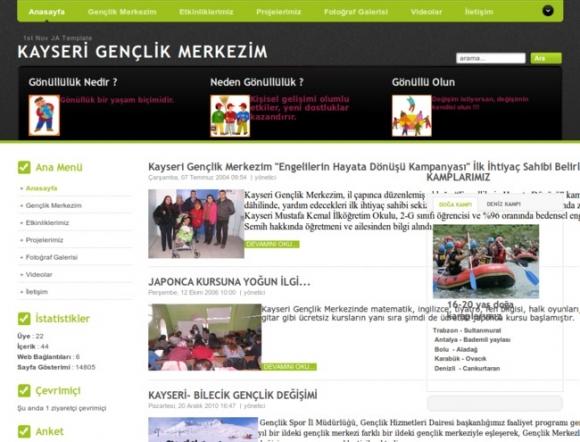 Kayseri Youth Center