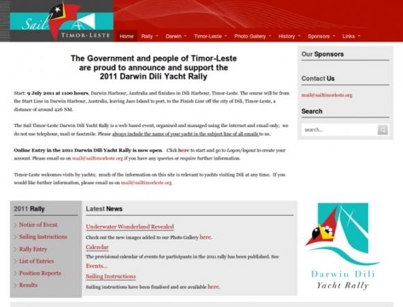 Sail Timor-Leste and Darwin Dili Yacht Rally