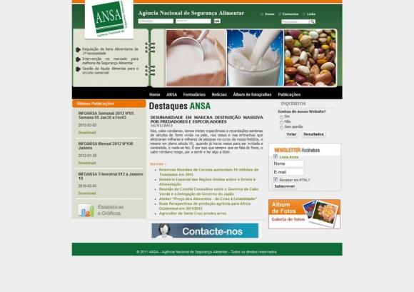 Agência Nacional de Segurança Alimentar