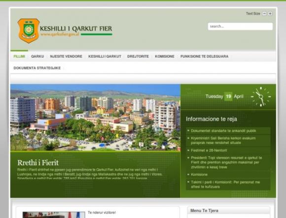 Municipality of Fier
