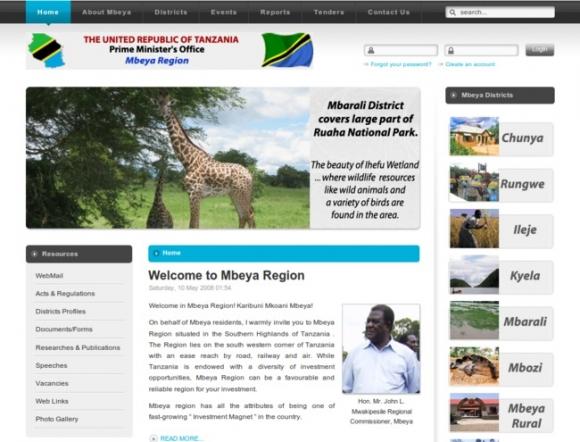 Ministry of Finance - Tanzania