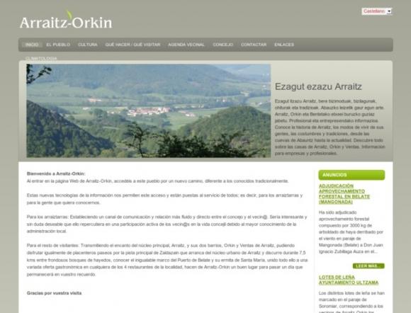 Ayuntamiento de Arraitz-Orkin