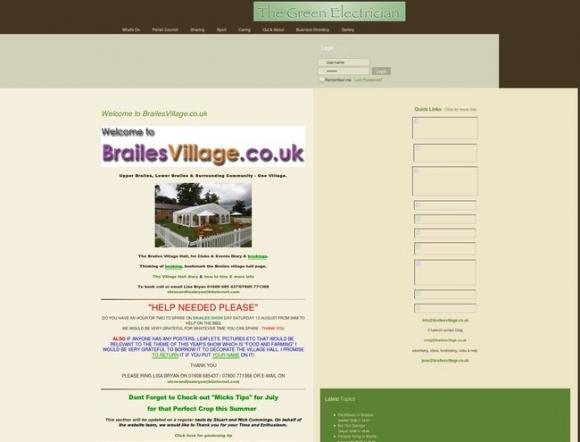 Brailes Parish Council