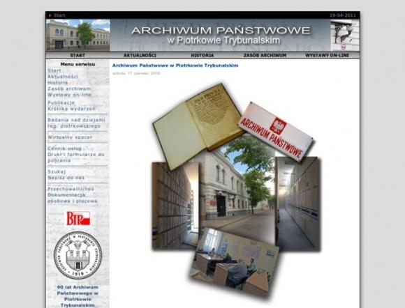 National Archives in Piotrków Trybunalski