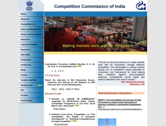 Competition Commission of India