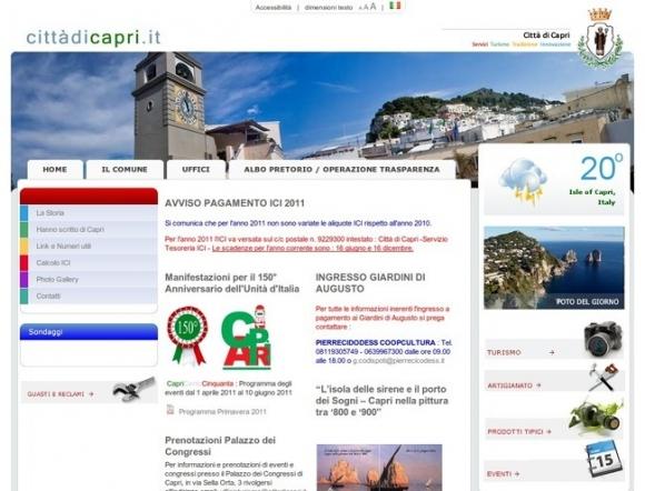 Citta di Capri