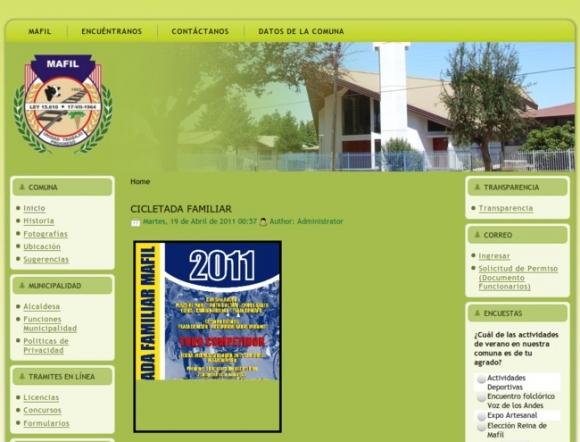 Municipalidad de Mafil