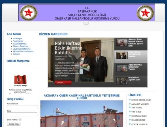 Omer Nalbantoğlu Training Dormitory