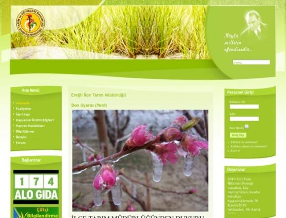 Eregli District Directorate of Agriculture