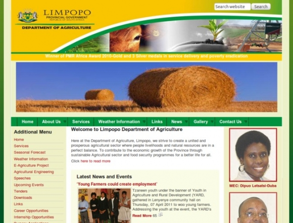 Limpopo Department of Agriculture