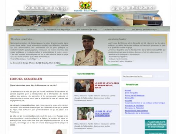 President - Niger