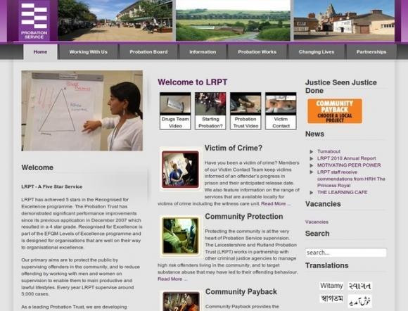 Leicestershire & Rutland Probation Trust