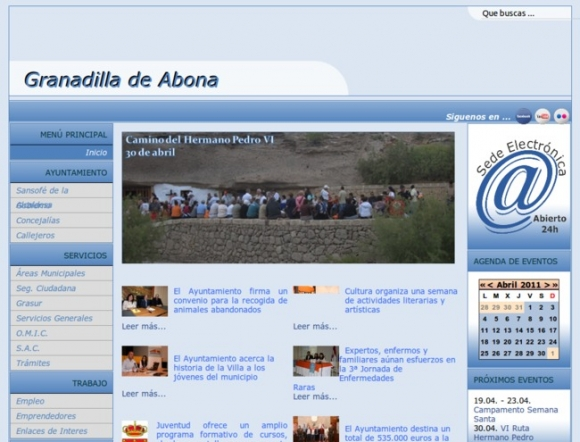 Ayuntamiento de Granadilla de Abona