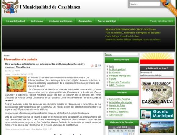 Municipalidad de Casablanca
