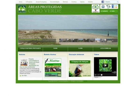 Areas Protegidas, Cape Verde