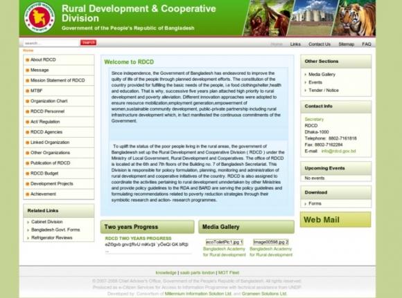 Rural Development & Cooperative Division