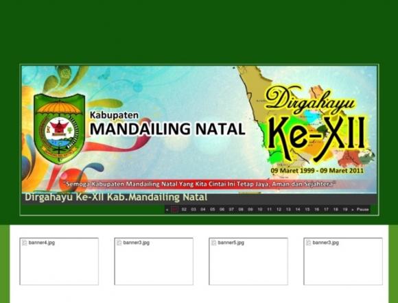 Mandailing Natal Regency Of North Sumatera Province Explore Government Websites Built With Joomla