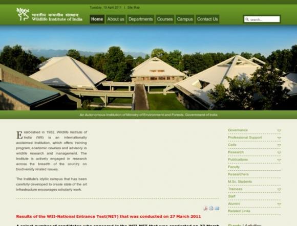 Wildlife Institute of India