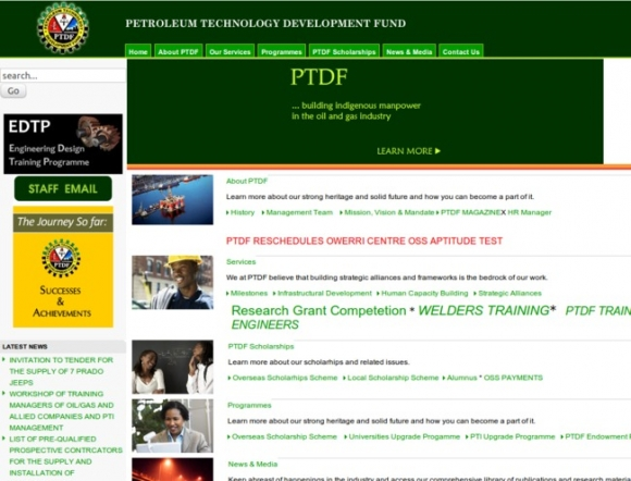 Petroleum Technology Development Fund