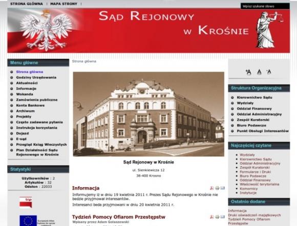 District Court in Krosno