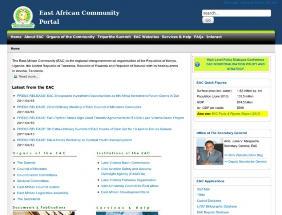 The East African Community