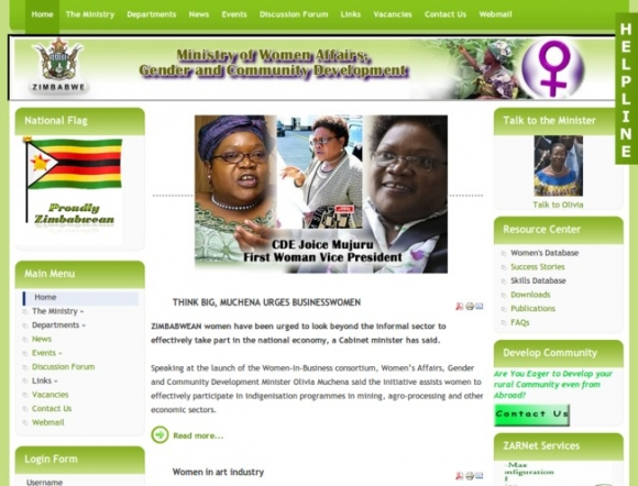 Ministry of Women Affairs, Gender, and Community Development