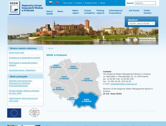The Regional Water Management Board in Krakow