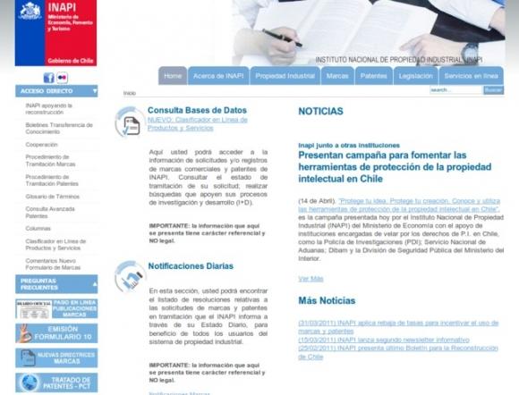 Instituto Nacional de Propiedad Intelectual