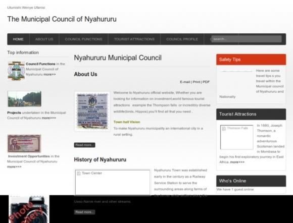Municipal Council of Nyahururu