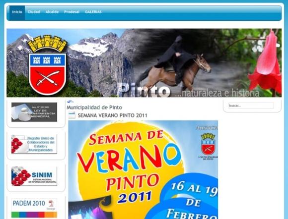 Municipalidad de Pinto