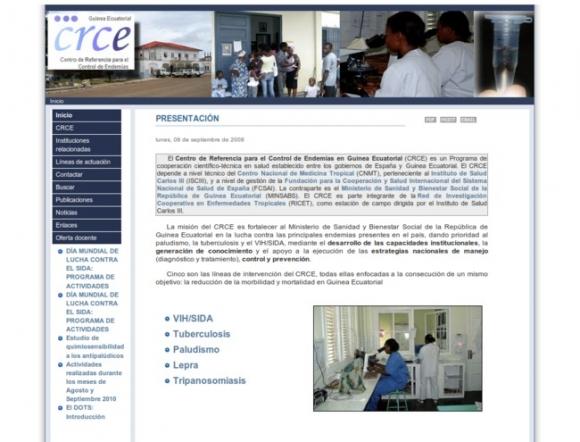 Centro de Referencia para el Control de Endemias en Guinea Ecuatorial