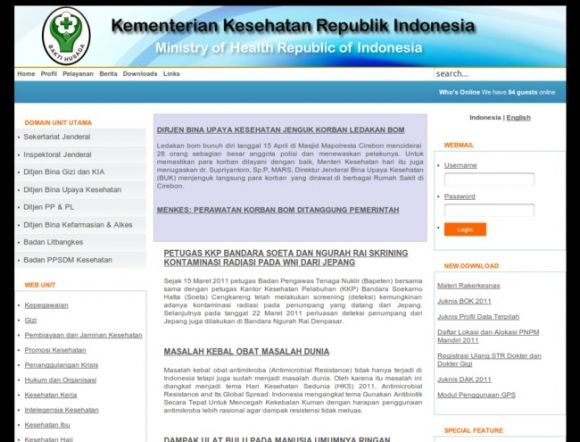 Ministry of Health - Indonesia
