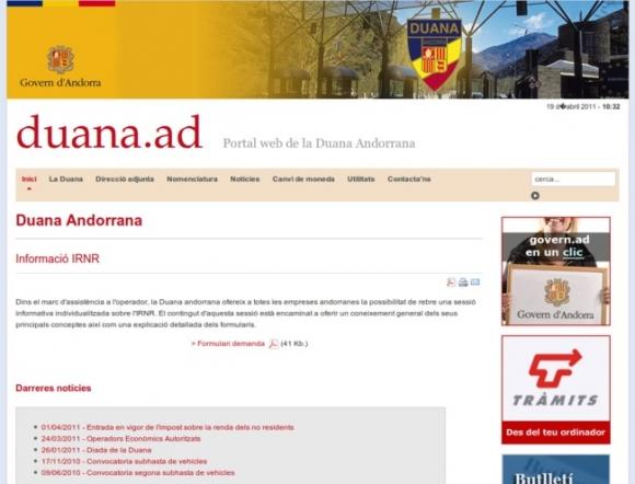 Andorran Customs