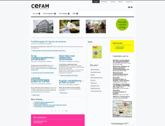 Centrum for allmanmedicin - CeFAM