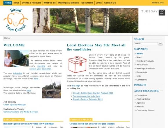 Stroud Town Council
