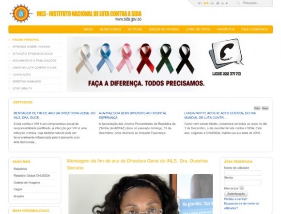 Instituto Nacional de Luta Contra a Sida