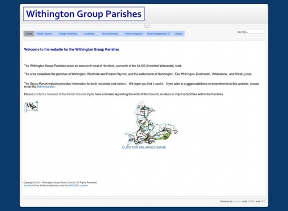Withington Group Parish Council