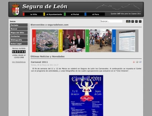 Ayuntamiento de Segura de León
